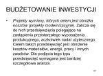 bud etowanie inwestycji8