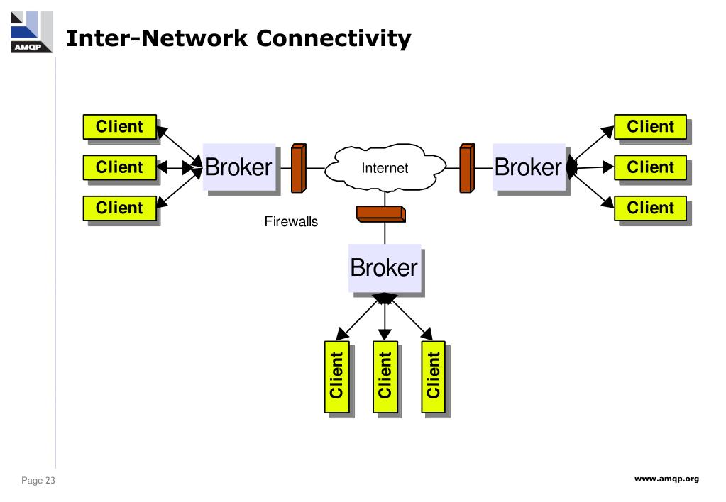 Inter-Network Connectivity