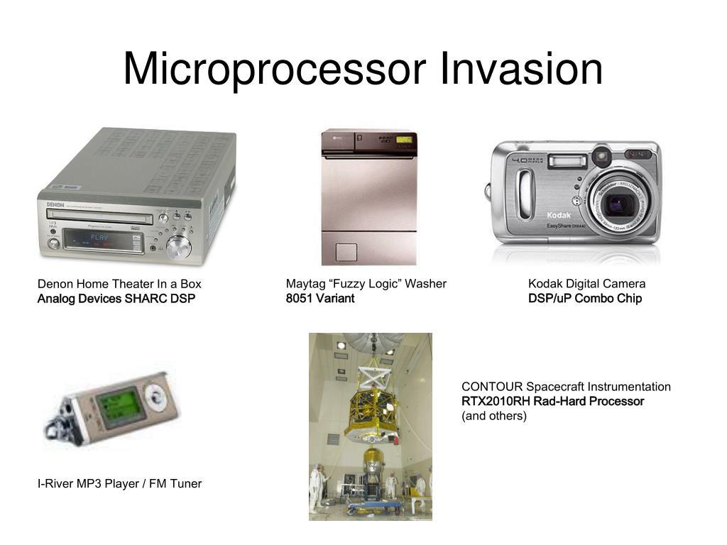 Microprocessor Invasion