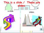 this is a slide these are slides