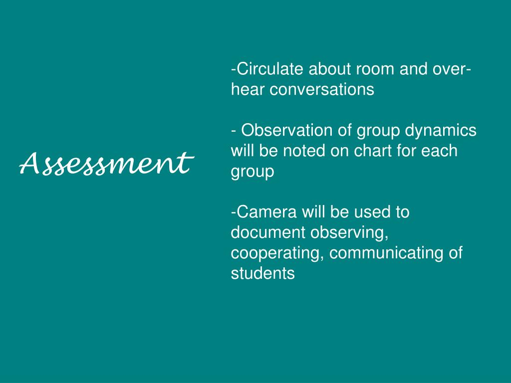 Circulate about room and over-
