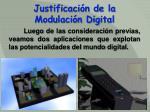 justificaci n de la modulaci n digital1