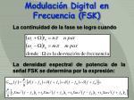 modulaci n digital en frecuencia fsk3