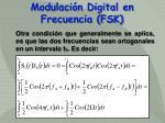 modulaci n digital en frecuencia fsk7