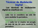 t cnicas de modulaci n digital1