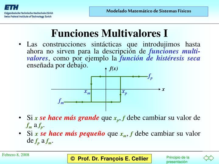 Las construcciones sintácticas que introdujimos hasta ahora no sirven para la descripción de