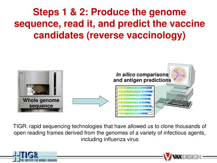 Whole genome sequence