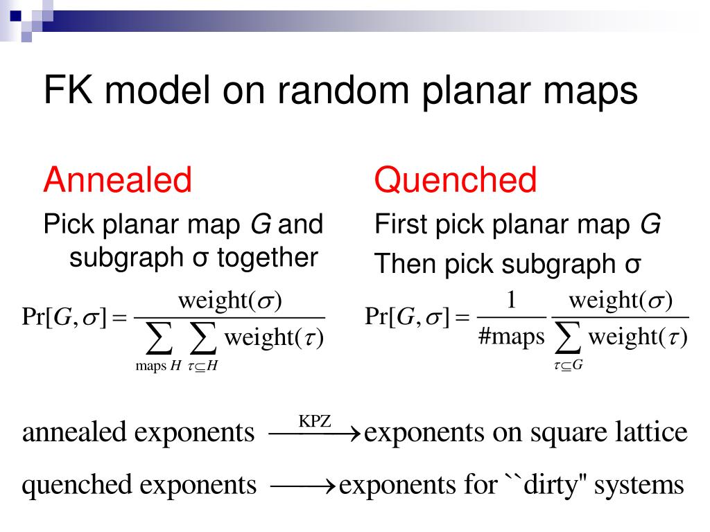 FK model on random planar maps