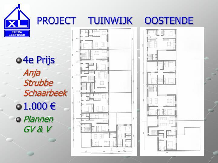 Project tuinwijk oostende2