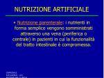 nutrizione artificiale1