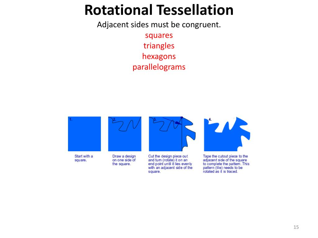 Rotational Tessellation