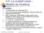 4 3 la ciudad lineal modelo de hotelling1