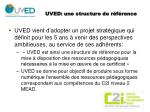 uved une structure de r f rence
