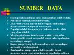 sumber data