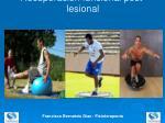 recuperaci n funcional post lesional1
