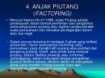 4 anjak piutang factoring