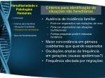 hereditariedade e patologias humanas4