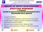 qualit dei servizi socio educativi7