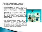 poliquimioterapia