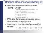 beispiel berechnung similarity 3