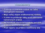 totaliz tory
