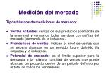 medici n del mercado