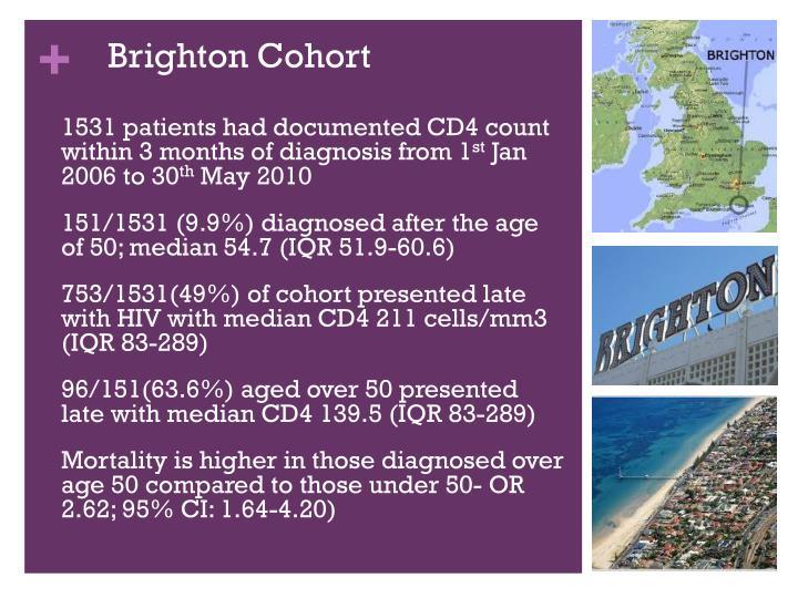 Brighton cohort
