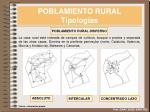 poblamiento rural tipolog as1