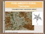poblamiento rural tipolog as7