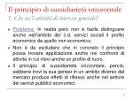 il principio di sussidiariet orizzontale 1 che cos attivit di interesse generale3