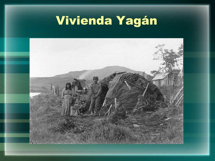 Vivienda Yagán