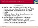 role master black belta