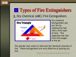 types of fire extinguishers9