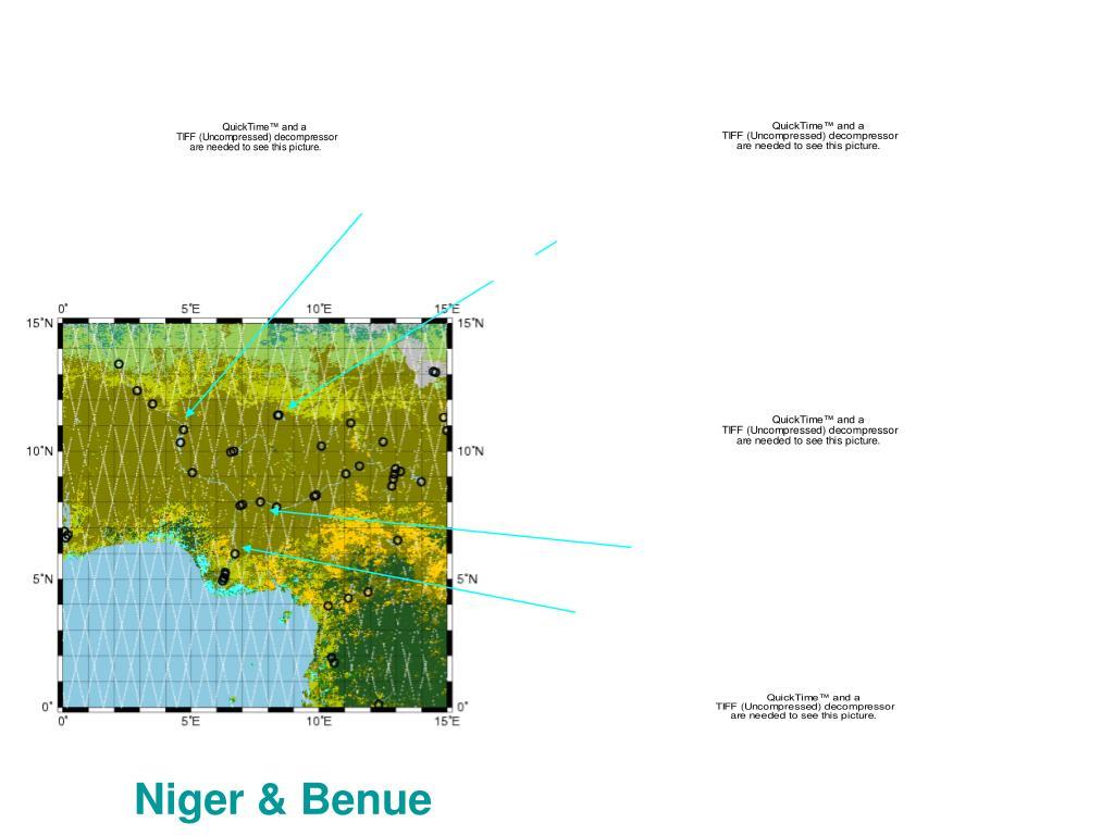 Niger & Benue