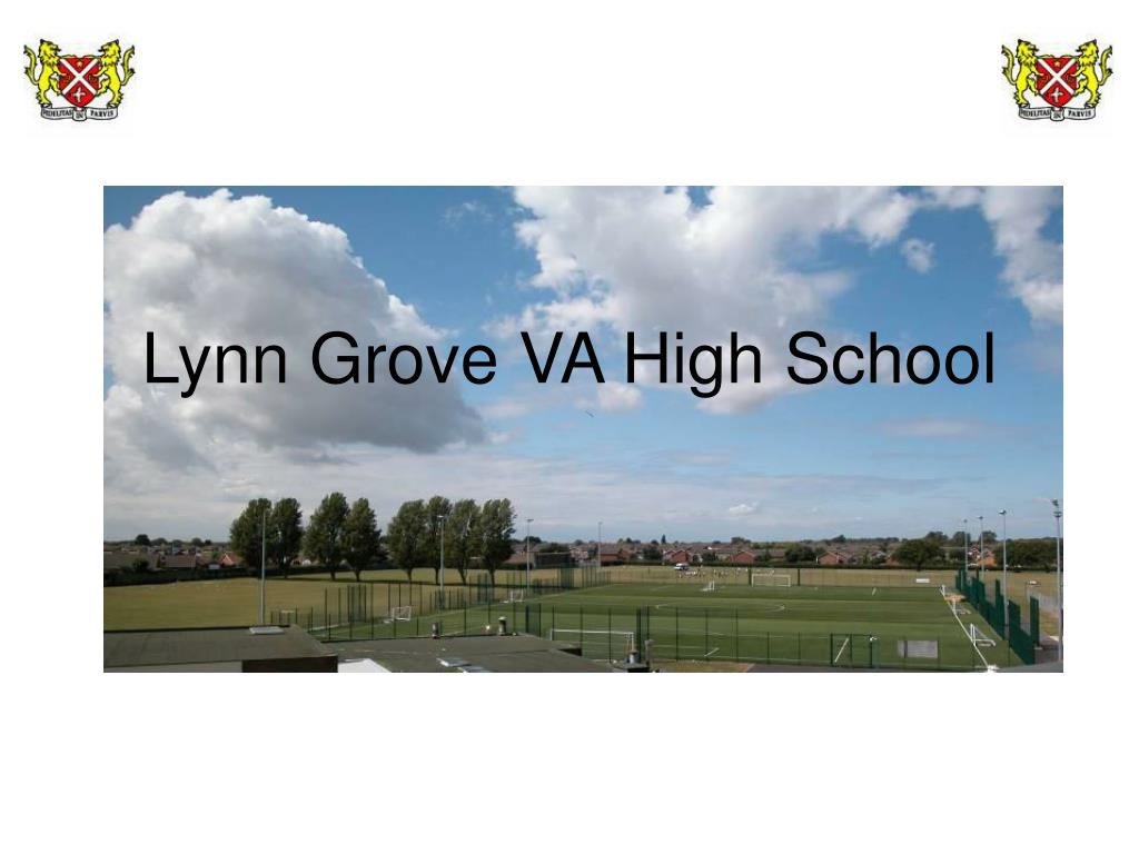 lynn grove va high school l.
