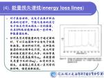 4 energy loss lines