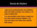 teor a de maslow1
