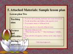 5 attached materials sample lesson plan1