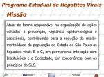 programa estadual de hepatites virais1
