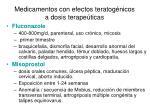 medicamentos con efectos teratog nicos a dosis terape ticas3