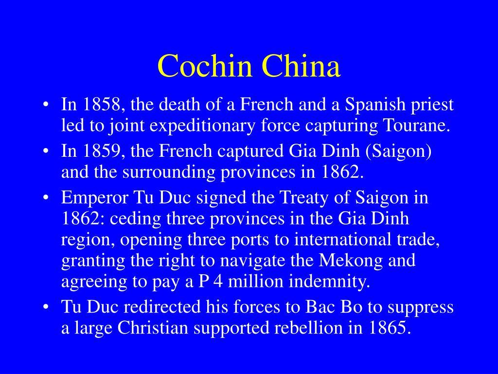 Cochin China