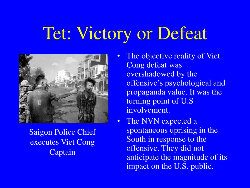 Tet: Victory or Defeat