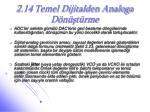 2 14 temel dijitalden analoga d n t rme