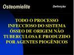 osteomielite1