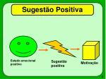 sugest o positiva