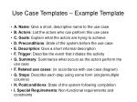 use case templates example template