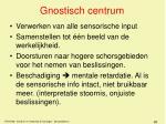 gnostisch centrum