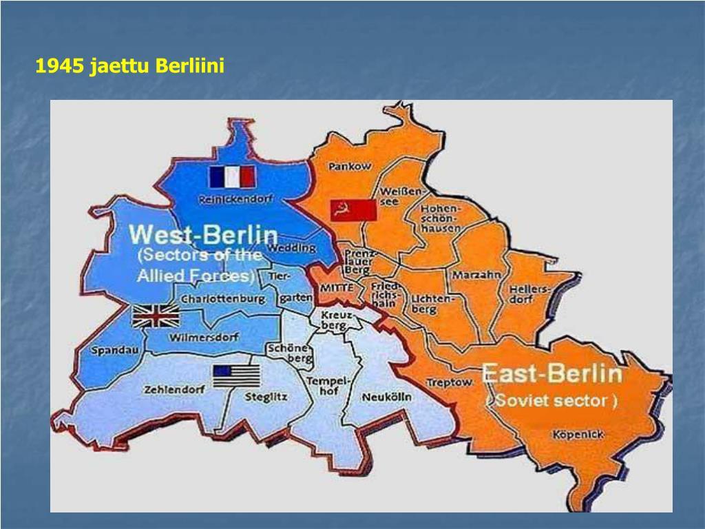 Ppt Berliini Jarjestyksen Kourissa Saksan Paakaupunki