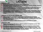 lac 2006