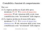 contabilit e funzioni di comportamento1